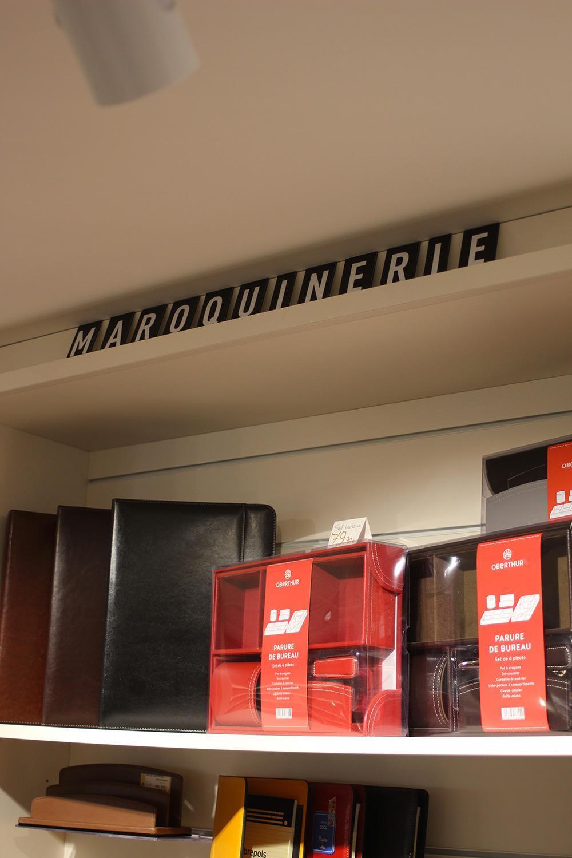 signaletique graphisme boutique